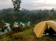 The joys of stealth camping, Antioquia