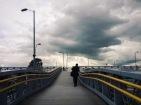 Cloudy business, Bogotá
