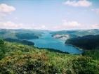 The holy dam of Lac Río Grande, Antioquia