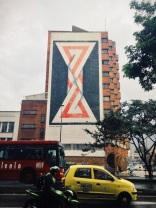 Transportation race, Bogotá