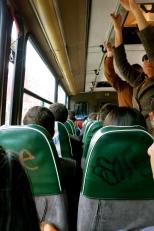 Bus lyfe, Bogotá