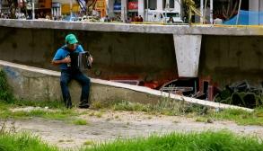 Playing to play, Bogotá
