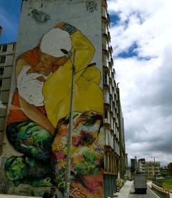 Lovey dove, Bogotá