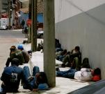 Break room, Bogotá