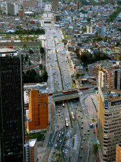 Stuff is always happening, Bogotá