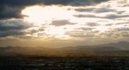Duskness of Bogotá