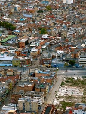 Barrios of Bogotá