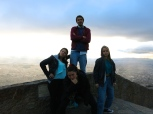 I urge you, please don't mess with them... Monserrate, Bogotá