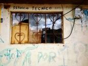 a technician's workshop, Zumbahua