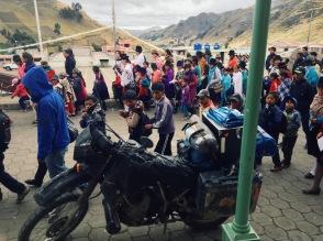 holy moto, Zumbahua