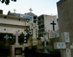 christ crossed, Baños