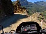 same ol' handle bars, different road. Cajamarca