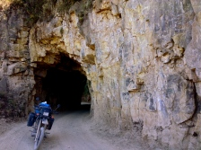 Tunneling through the Andes, Cajamarca.