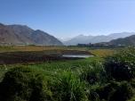 Flying through valleys, Cajamarca
