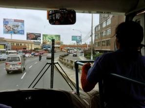 La cobradora de la avenida Marina. Lima