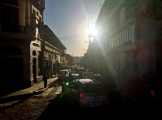 Arequipan morning