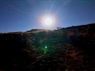 Ridgers. Lake Titicaca