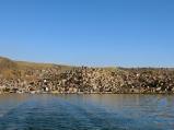 Lake affronters. Lake Titicaca