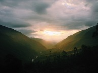 One chapter has come to a close and another is beginning. The earth keeps spinning and the sun keeps burning. Sacred Valley