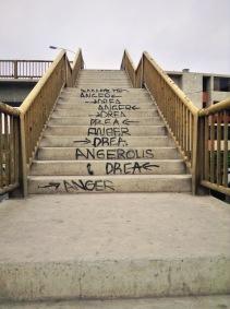 Dream + anger= danger. Lima
