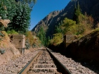 Tracking through the Sacred Valley