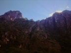 Sky scraping. Sacred Valley