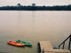 Kuddling Kayaks. Puerto Maldonado