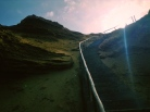 Head for the light. Paracas