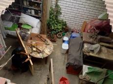 Orlando's workshop. Callao