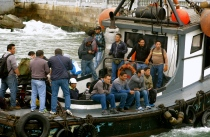 On the same boat. Callao