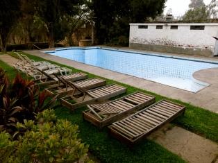 Ghost resort. Chaclacayo